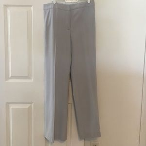 BCBG MaxAzria powder baby blue dress pants