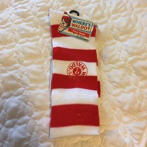 Accessories - 🔴 🆕 Where's Waldo Socks