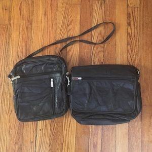 Vintage Travel Bag Set