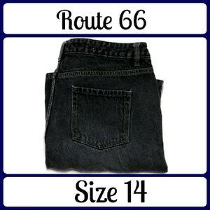 Route 66 Denim - Sz 14 Route 66 Low Rise Bootcut