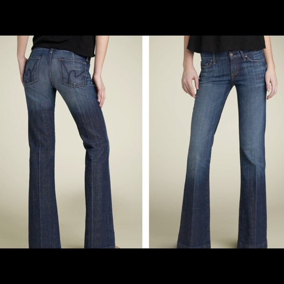 Citizens of Humanity Denim - 🆕 citizens of humanity Faye' Wide Leg Stretch