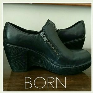 Born Shoes - Mules By Born...Mint Condition