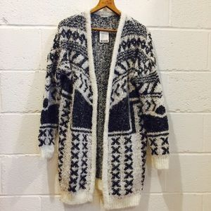 Urban Outfitters Sweaters - Urban outfitters Ecote boho long sweater jacket