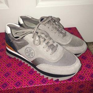 6b0020f0f201 tory burch Shoes - Tory Burch sawtooth trainer size 8.5