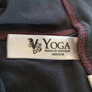 Victoria's Secret Pants - Gray Victoria's Secret yoga pants