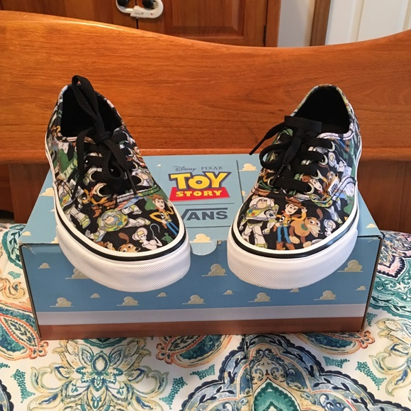 Vans Shoes Toy Story Poshmark