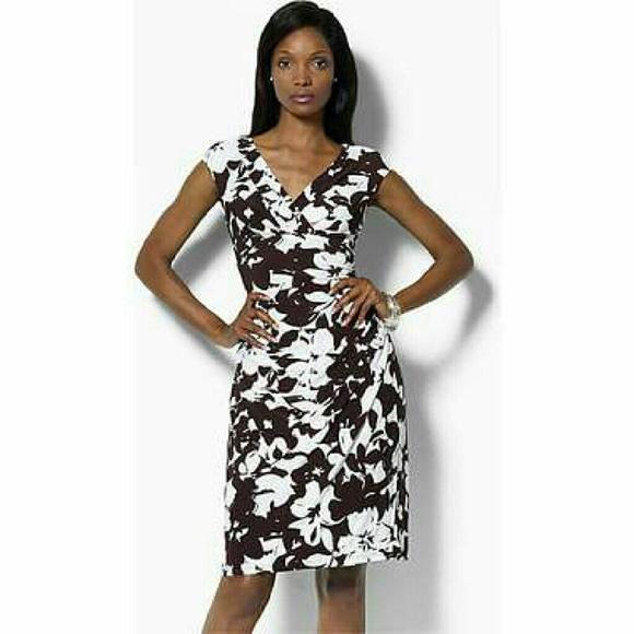 Ralph Lauren Dresses Floral Dress Poshmark