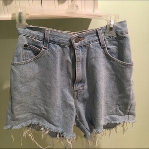 Pants - High waisted vintage shorts