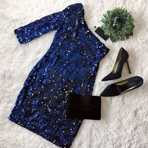 Blaque Label Dresses & Skirts - Shining Splendid Sequin Dress by Braque Label