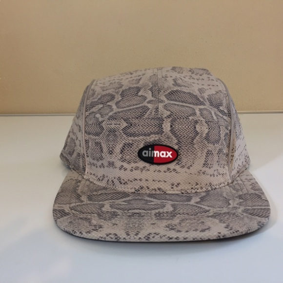 fda950e26bb47 Nike Lab Supreme Air Max Snakeskin Adjustable Hat