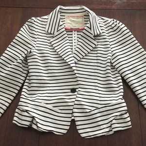 Anthropologie Jackets & Blazers - SALE!! Anthropologie Striped Blazer