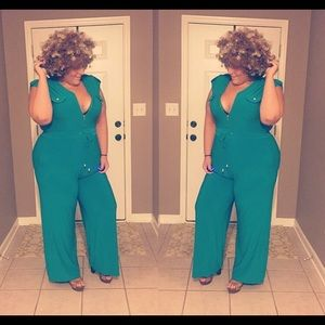 Other - Plus size jumpsuit
