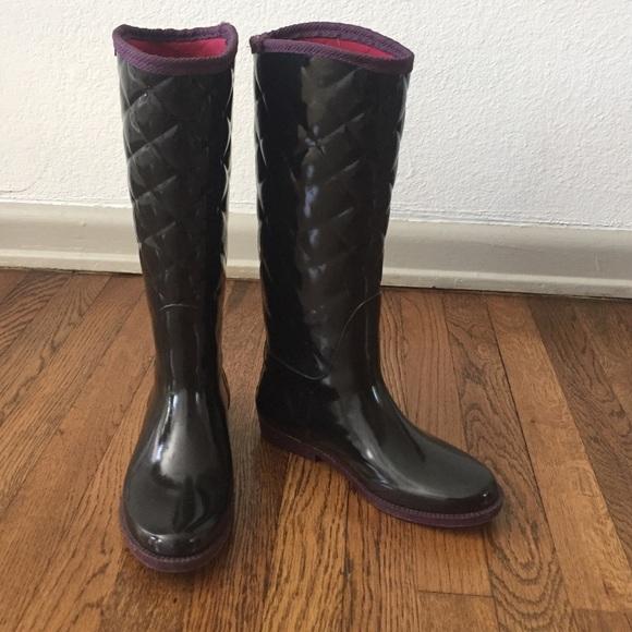 90c228ea48615 Tommy Hilfiger Vintage Rain Boots