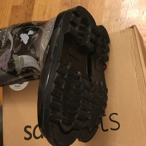 Sakroots Shoes - Sakroots Peace Rainboots
