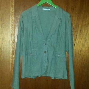 NWOT Military-Style Maurices Blazer