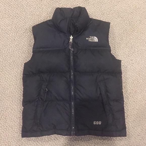 Boys North Face 600 vest. Size xs. M 581652062fd0b736a801738b a9fe0dff2