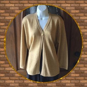 Sparkle Holiday Cardigan