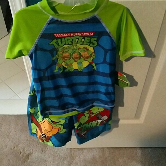 f3f412f42b Nickelodeon Swim | Teenage Mutant Ninja Turtles Trunks | Poshmark