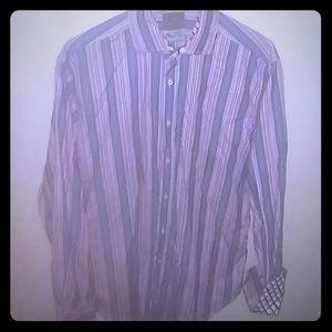 Thomas Dean Other - Button down casual shirt