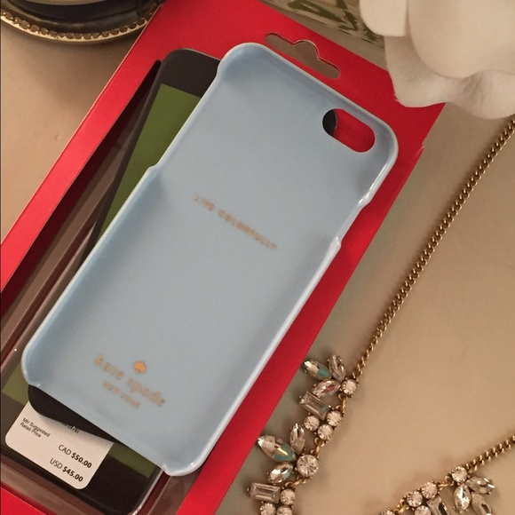 60 off kate spade accessories kate spade mirror iphone for Mirror spades