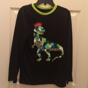 FREE Dinosaurs pajama top with any purchase