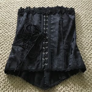 Frederick's of Hollywood Intimates & Sleepwear - NWOT black corset