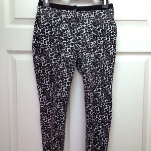 H&M midrise skinny trouser