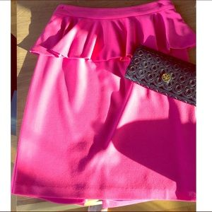 Alice + Olivia Dresses & Skirts - Alice and Olivia peplum skirt