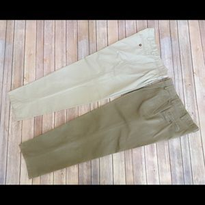 Farah Other - Two Pair Men Chinos