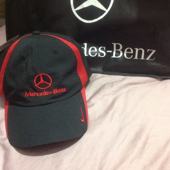 85f615ee605e9 New Nike Mercedes-Benz Cap