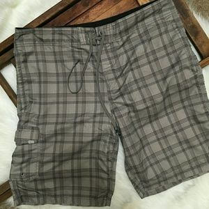 O'Neill Other - O'Neil hybrid board shorts brown 38