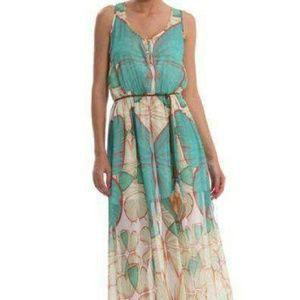 Desigual Nerifete - Florel Maxi  Dress