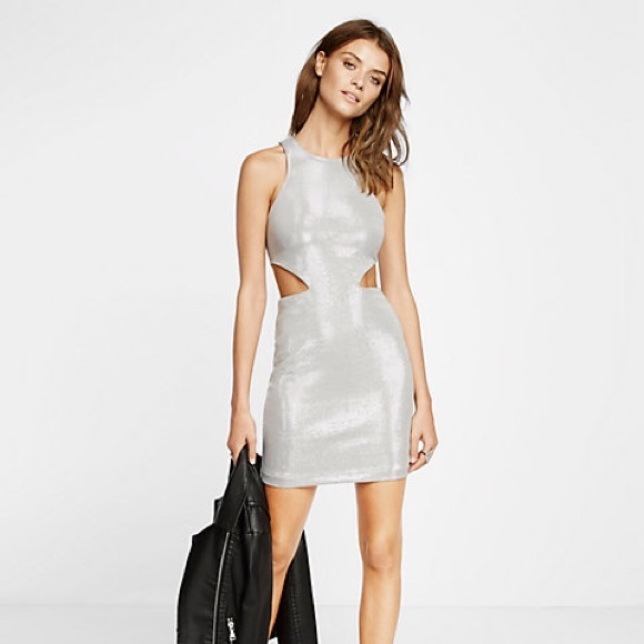 Silver Dresses