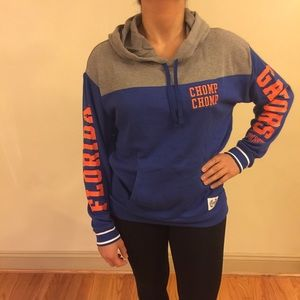 PINK Victoria's Secret Sweaters - NEW! VS Pink Game day hoodie