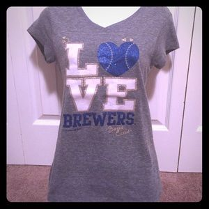 5th & Ocean Other - Brewers T-Shirt