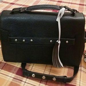 Rebecca Minkoff Handbags - 🆕Rebecca Minkoff messenger bag with white tassel