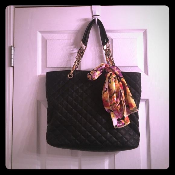 👏Sale Sale 👏 Aldo Black quilted leather