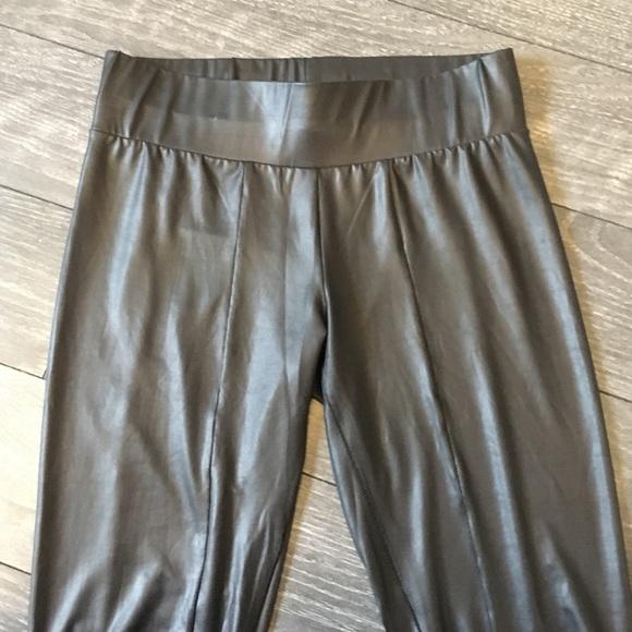 Forever 21 Pants - Vegan Leatherette Leggings