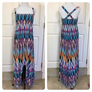 Nicole By Nicole Miller maxi dress