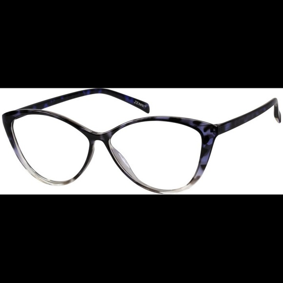 65918b2316d9 Zenni #206416 cat eye frames no prescription chic!  M_5816756368027858db0d83b3