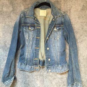 H&M Jackets & Blazers - H&m denim jacket