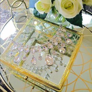 natasha Jewelry - NATASHA VINTAGE STATEMENT NECKLACE