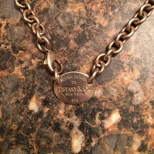 Jewelry - Tiffany & Co. choker