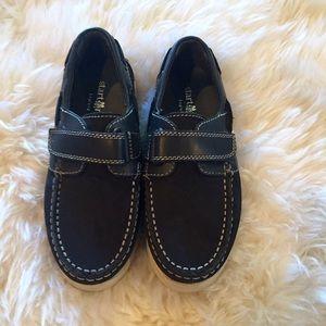 Start Rite Other - Kids unworn Start Rite UK navy suede Velcro loafer