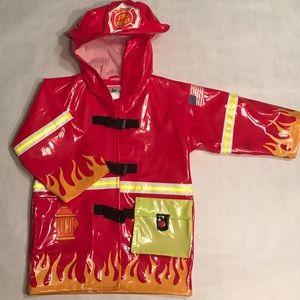 Kidorable Other - Fireman rain coat
