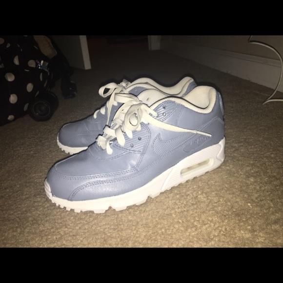 f4f798a0991a Nike Shoes - Custom Grey Nike Air- Max