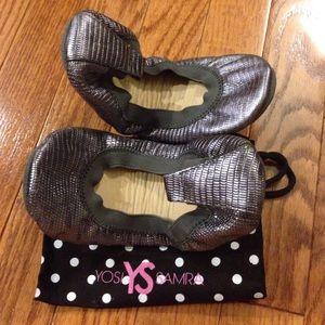 Yosi Samra Shoes - NEW! Yosi Samra Ballet Style Flats