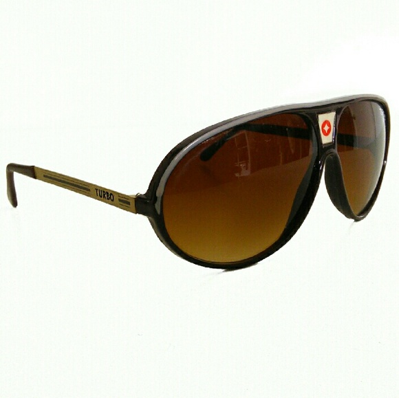 d7487ccdf64 AWESOME VINTAGE AVIATOR TURBO SUNGLASSES!!!