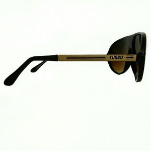 20092eac589 Vintage Accessories - AWESOME VINTAGE AVIATOR TURBO SUNGLASSES!