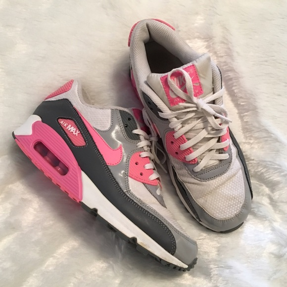 pretty nice d104c 7b86d Nike Air Max Wedge Sneakers Pink   Grey. M 581687b199086afd150dd2c6